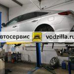 Автосервис Opel СПб Ладожская