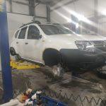 Ремонт машины Renault в СПб Ладожская