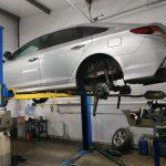 Ремонт машины Hyundai