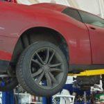 Замена сальника коленвала Dodge Challenger