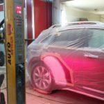 Покраска двери Infiniti FX45 кузовной ремонт авто