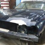 Кузовной ремонт и покраска Jaguar XJ